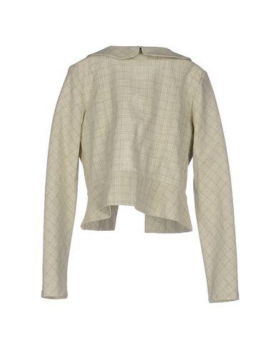 Фото 2 - Женский пиджак  зеленого цвета