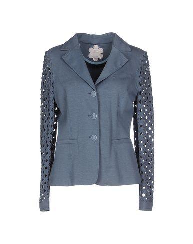 Фото - Женский пиджак MOUCHE грифельно-синего цвета