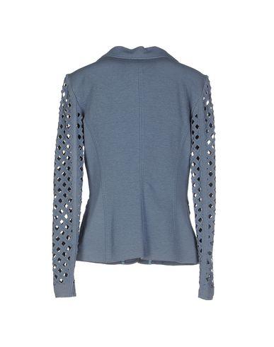 Фото 2 - Женский пиджак MOUCHE грифельно-синего цвета