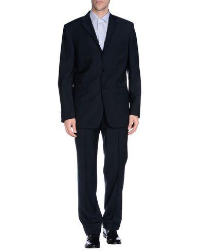 VICTOR VICTORIA メンズ スーツ ブラック 54 バージンウール 100%