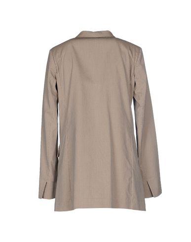 Фото 2 - Женский пиджак TRUE TRADITION серого цвета