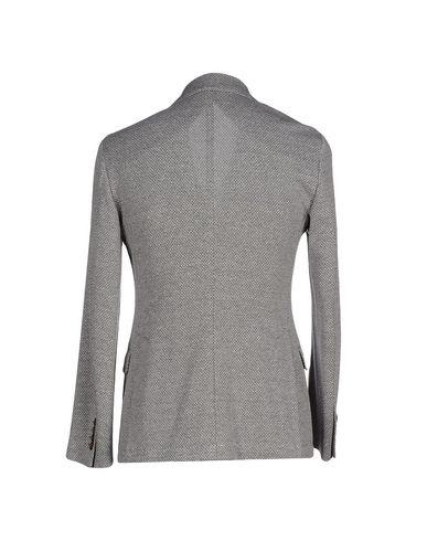 Фото 2 - Мужской пиджак ELEVENTY серого цвета