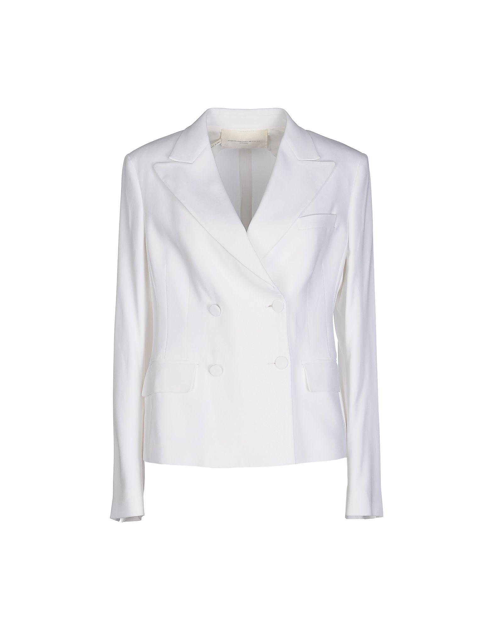 AQUILANO-RIMONDI Пиджак aquilano rimondi рубашка с короткими рукавами