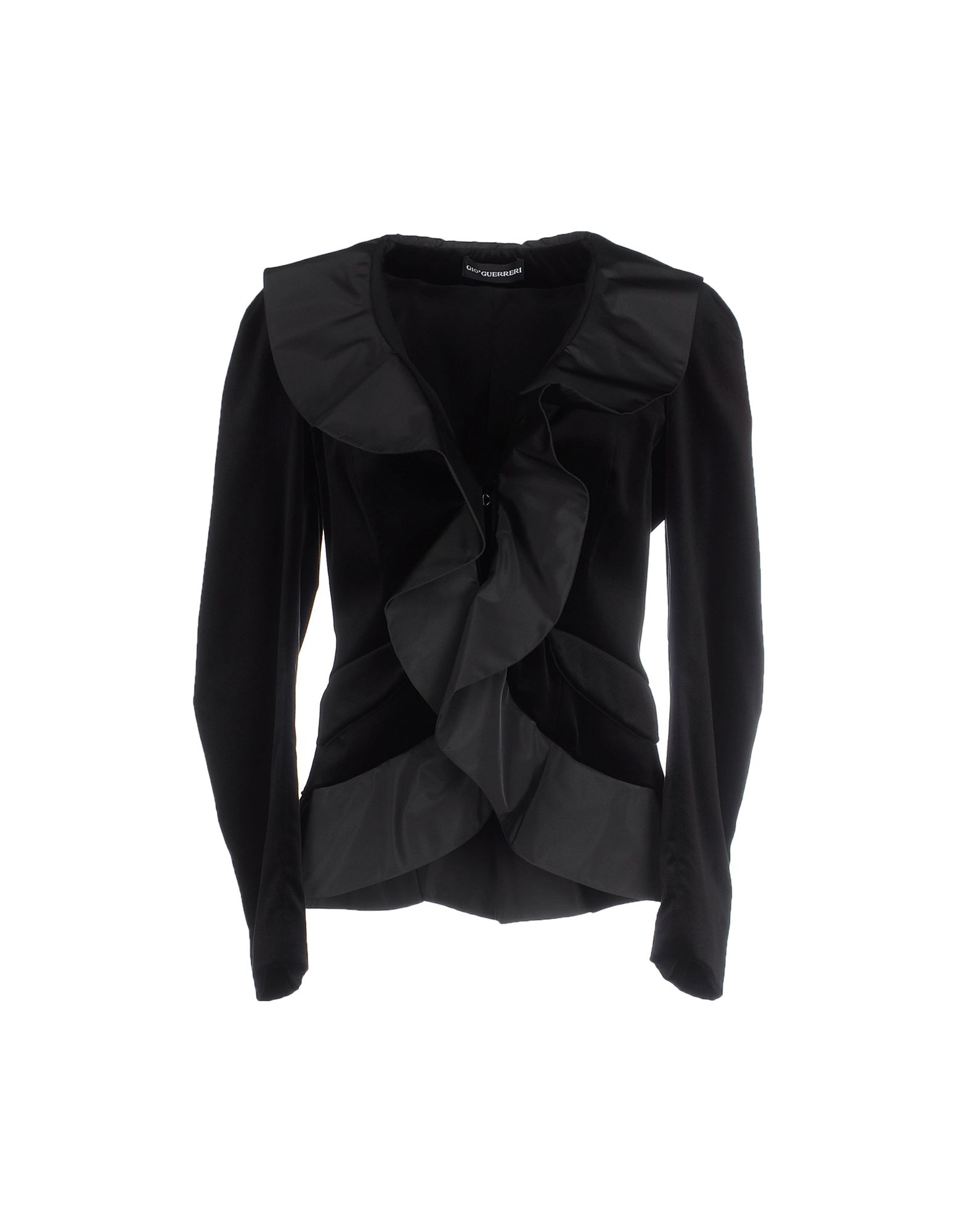 GIO' GUERRERI Blazer in Black