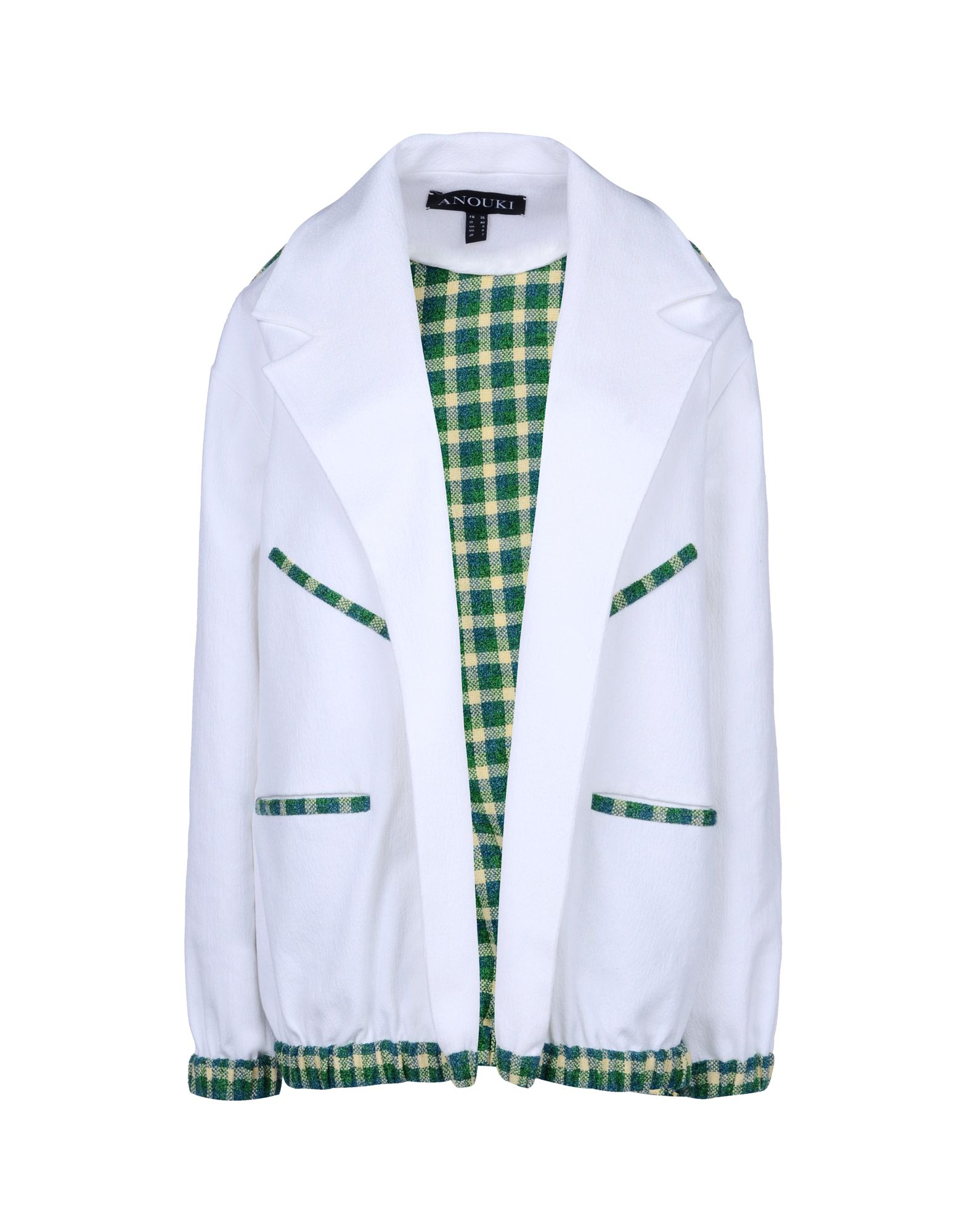 ANOUKI Blazer in Green