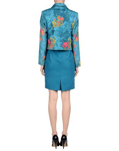 Фото 2 - Женский комплект одежды BENCIVENGA COUTURE бирюзового цвета