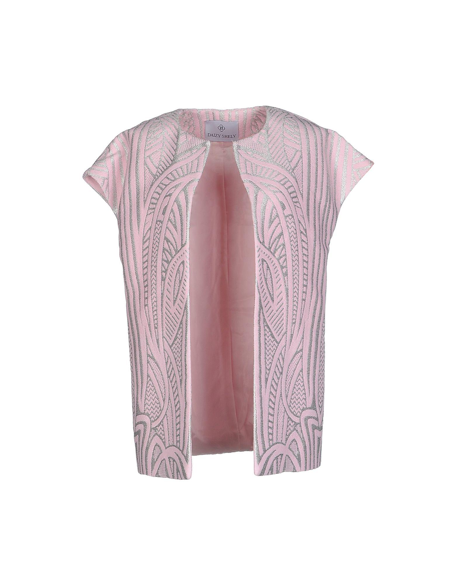 DAIZY SHELY Blazer in Pink