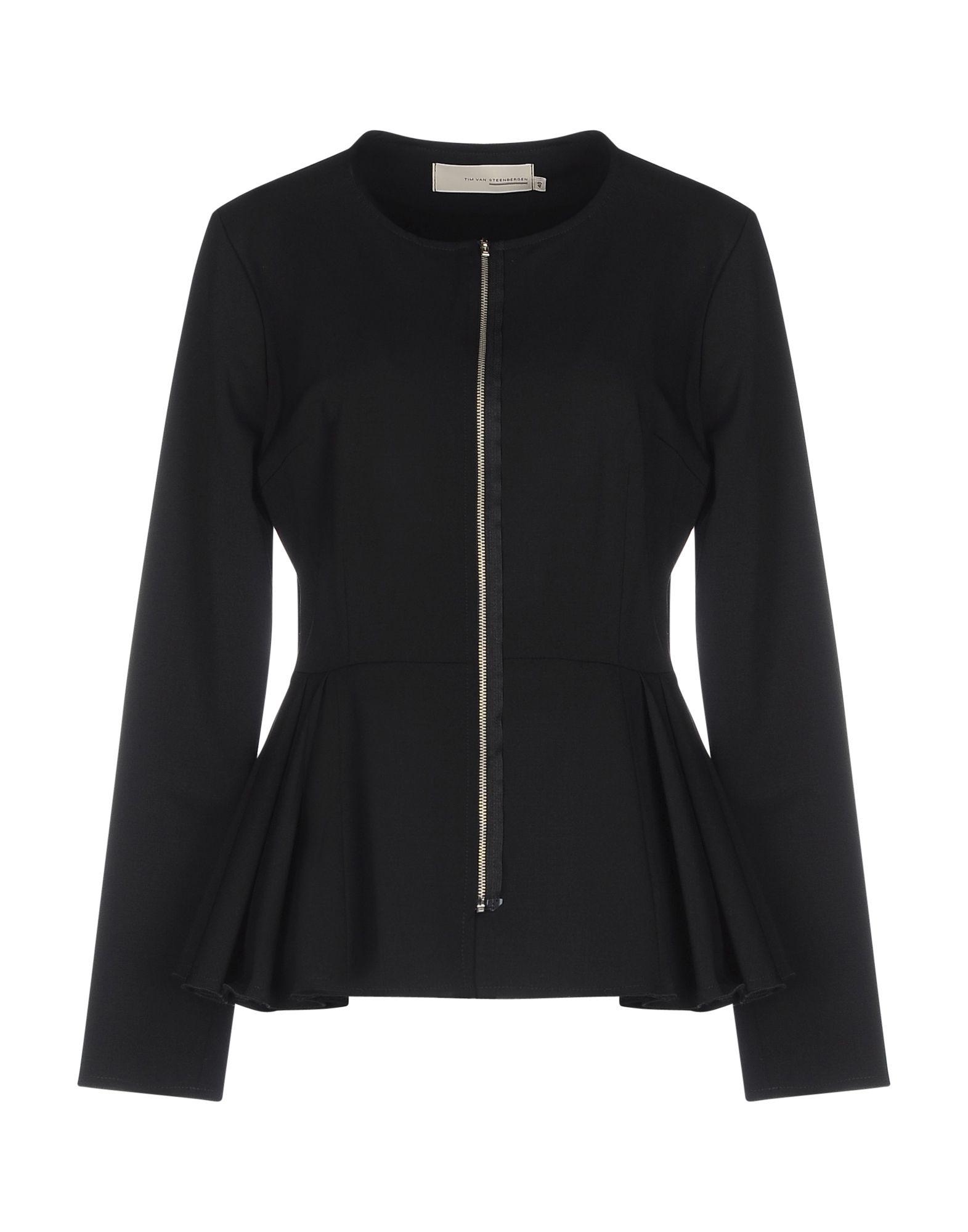 TIM VAN STEENBERGEN Пиджак цены онлайн