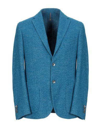 Купить Мужской пиджак  лазурного цвета