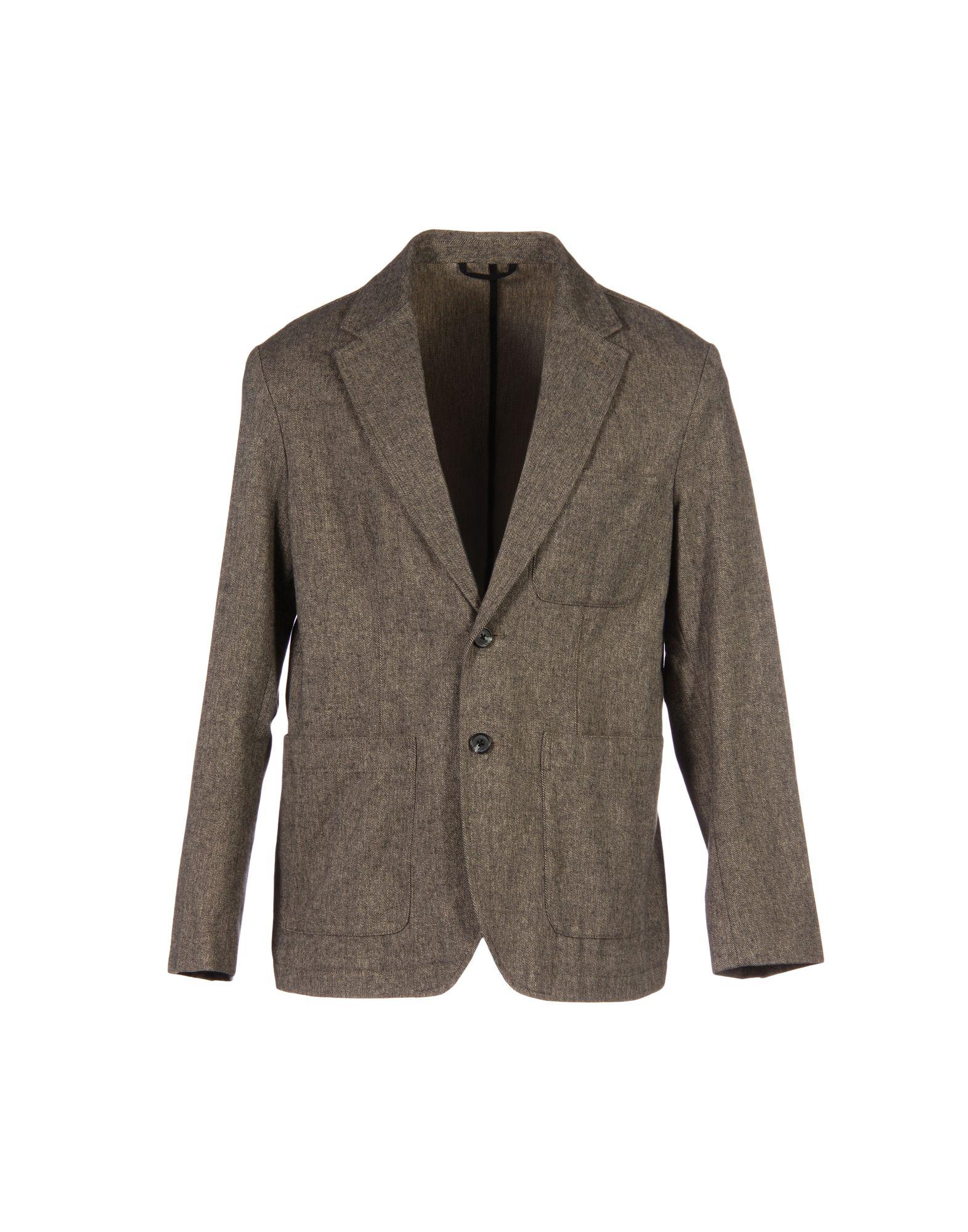 CADET Blazers in Dove Grey