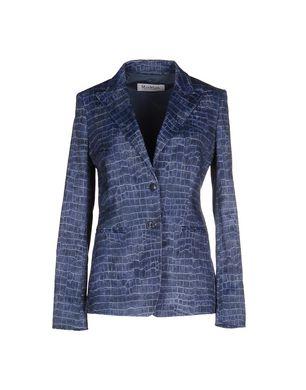 MAX MARA Damen Jackett Farbe Blaugrau Größe 7 Sale Angebote Schwarzheide