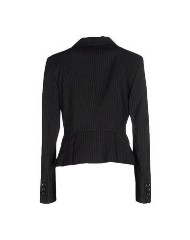Фото 2 - Женский пиджак VOUGUE свинцово-серого цвета