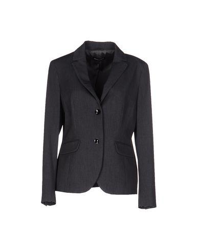 Фото - Женский пиджак PAOLA ROSSINI свинцово-серого цвета