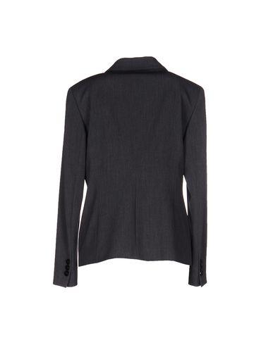 Фото 2 - Женский пиджак PAOLA ROSSINI свинцово-серого цвета