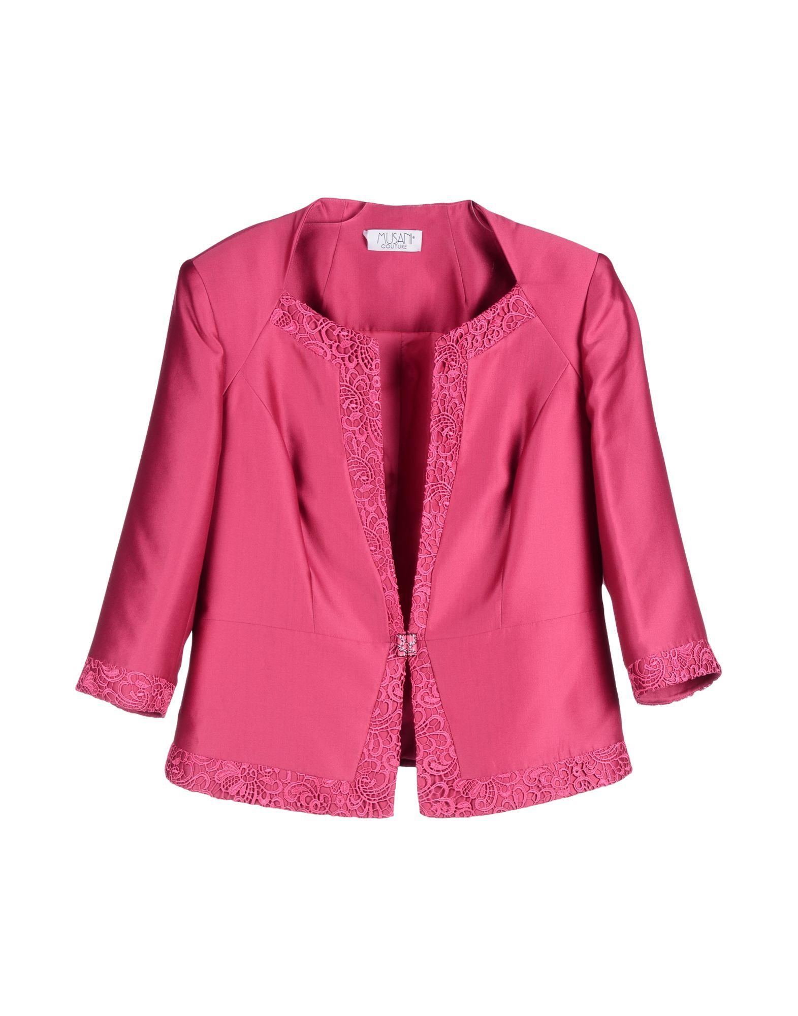 MUSANI COUTURE Пиджак musani couture юбка длиной 3 4