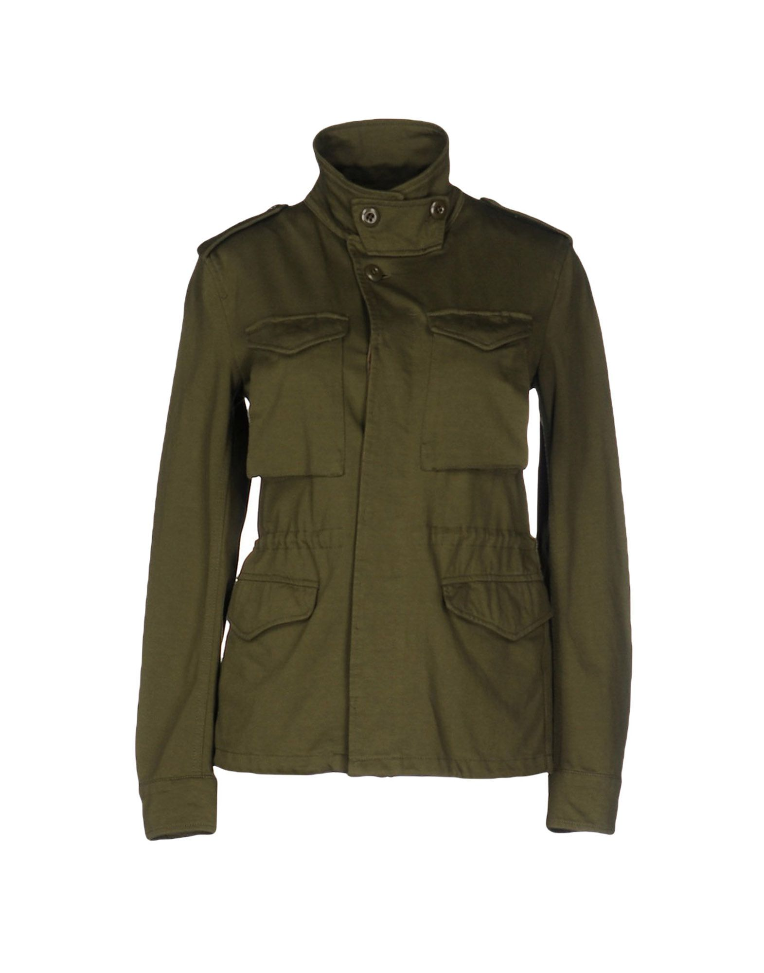 NLST Jacket in Military Green