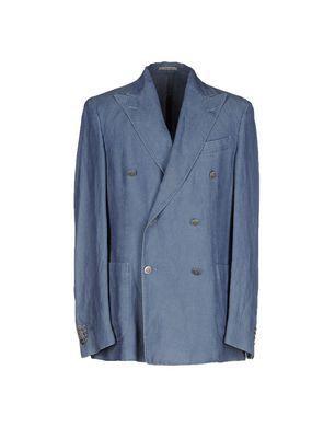 BOGLIOLI Herren Jackett Farbe Taubenblau Größe 4 Sale Angebote Terpe
