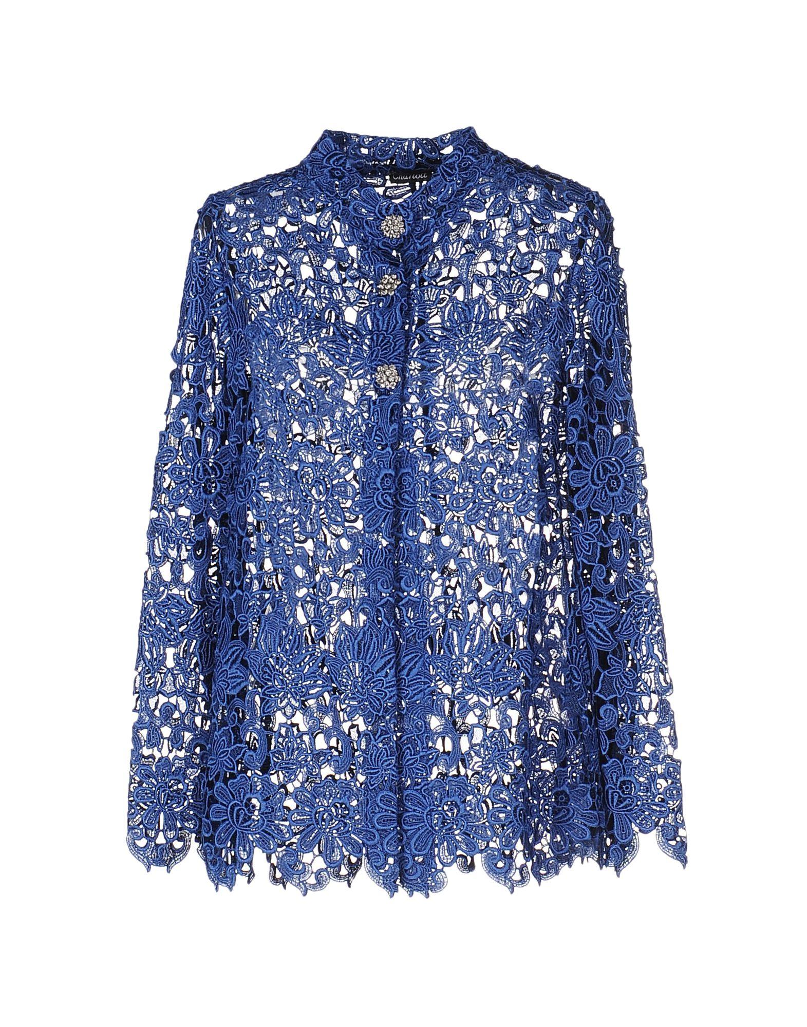 charlott платье 861 10 синий CHARLOTT Пиджак