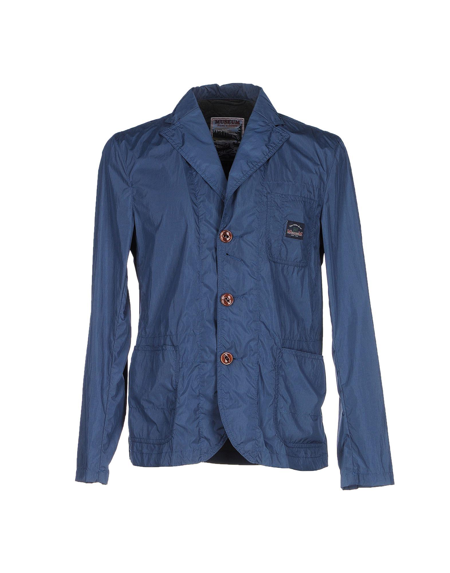 Blazers in Slate Blue