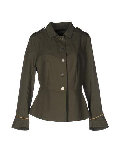 Купить Женский пиджак SOALLURE цвет зеленый-милитари