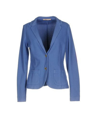 Фото - Женский пиджак CAPOBIANCO синего цвета