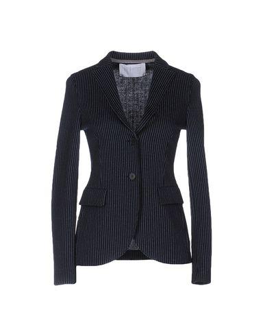 Купить Женский пиджак HARRIS WHARF LONDON темно-синего цвета