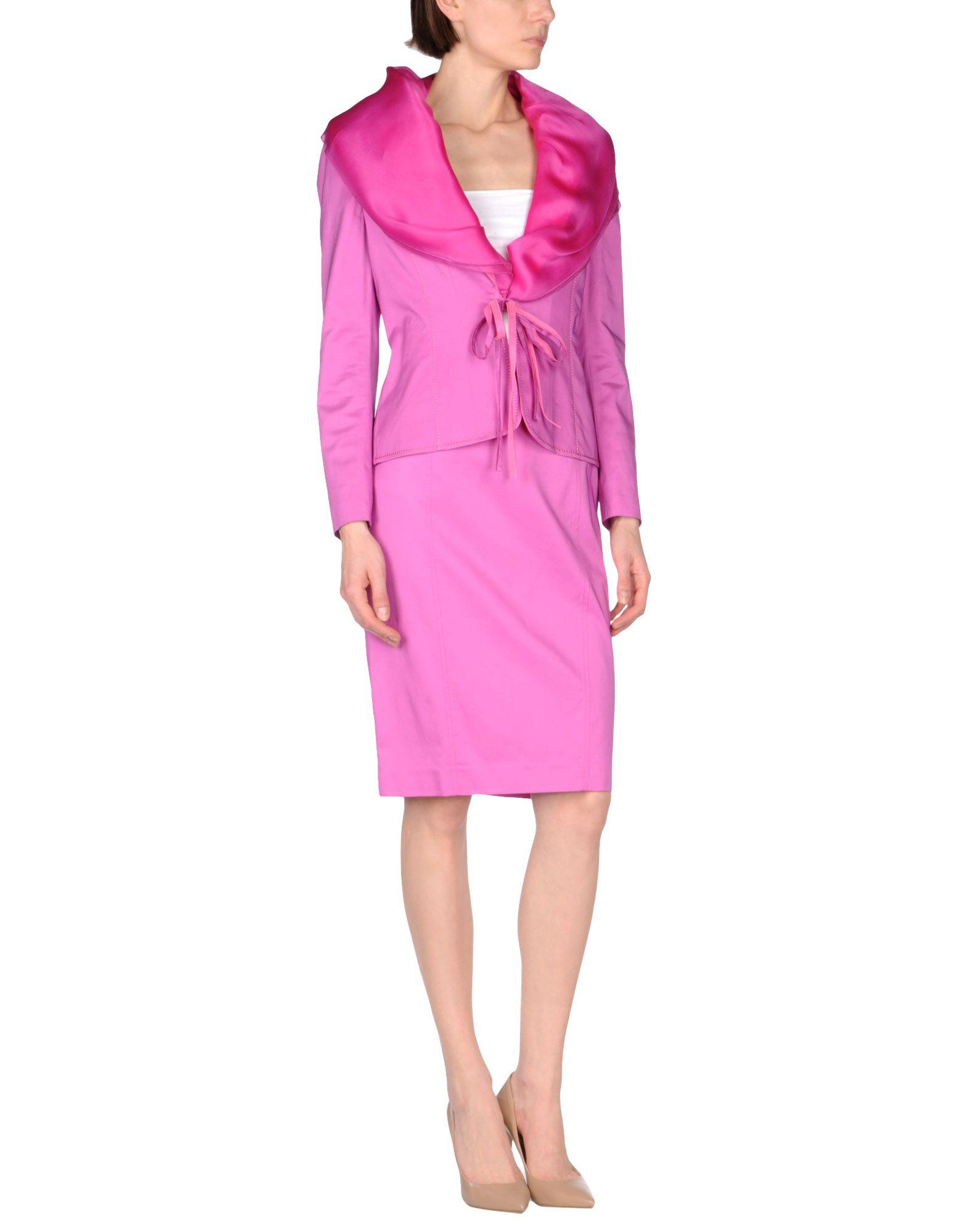 MARIA GRAZIA SEVERI Классический костюм классический галстук аксессуар robe длинные tie костюм диагональные полосы терилен