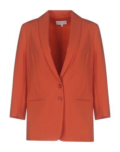 Купить Женский пиджак  кораллового цвета
