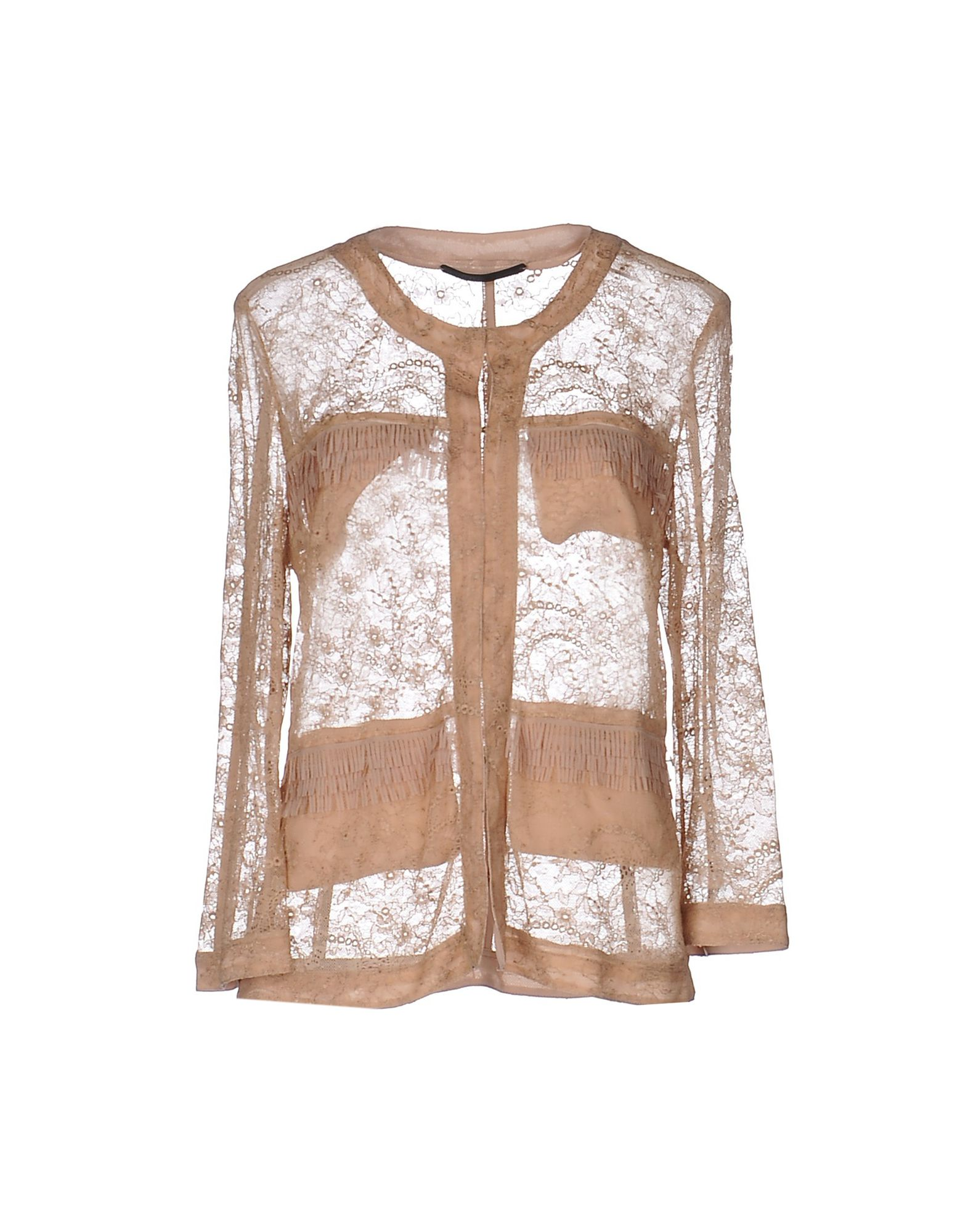 ATOS LOMBARDINI Blazer in Pale Pink