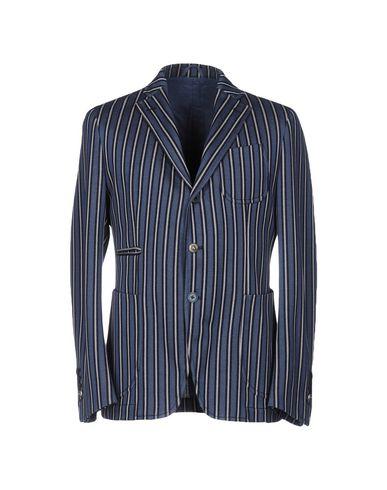Купить Мужской пиджак JOHN SHEEP грифельно-синего цвета