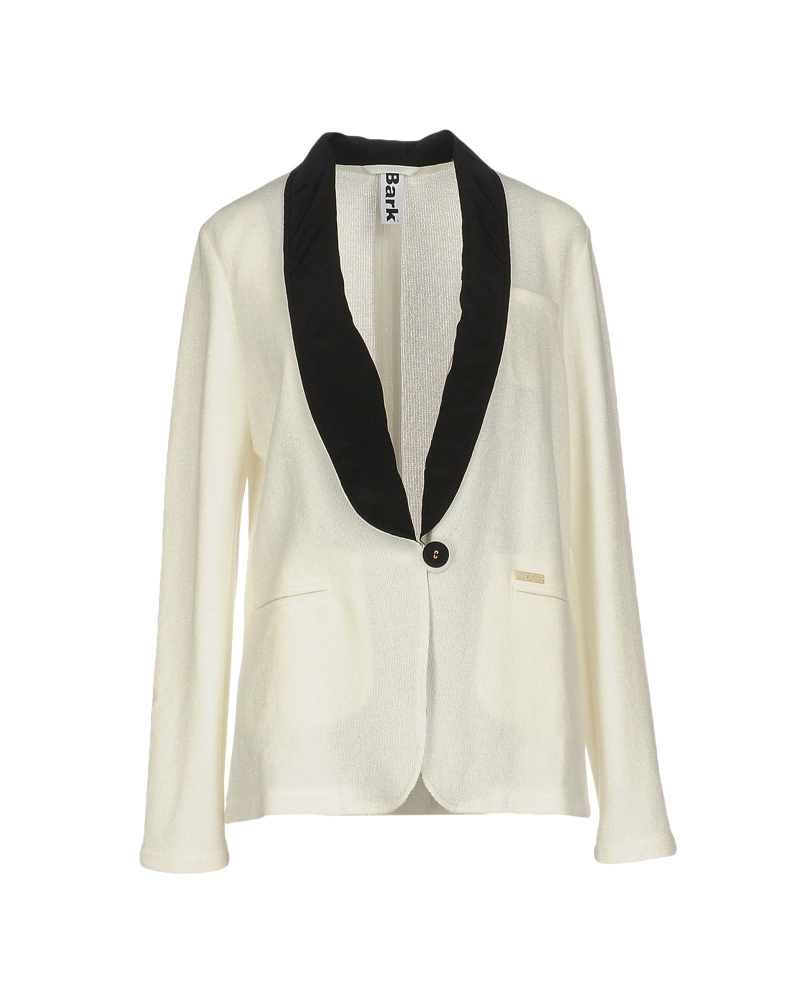 BARK Blazer in White