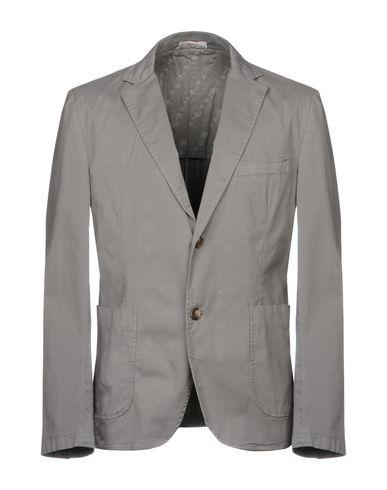 Фото - Мужской пиджак SUN 68 серого цвета