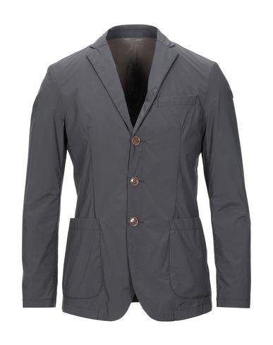 Фото - Мужской пиджак AT.P.CO свинцово-серого цвета