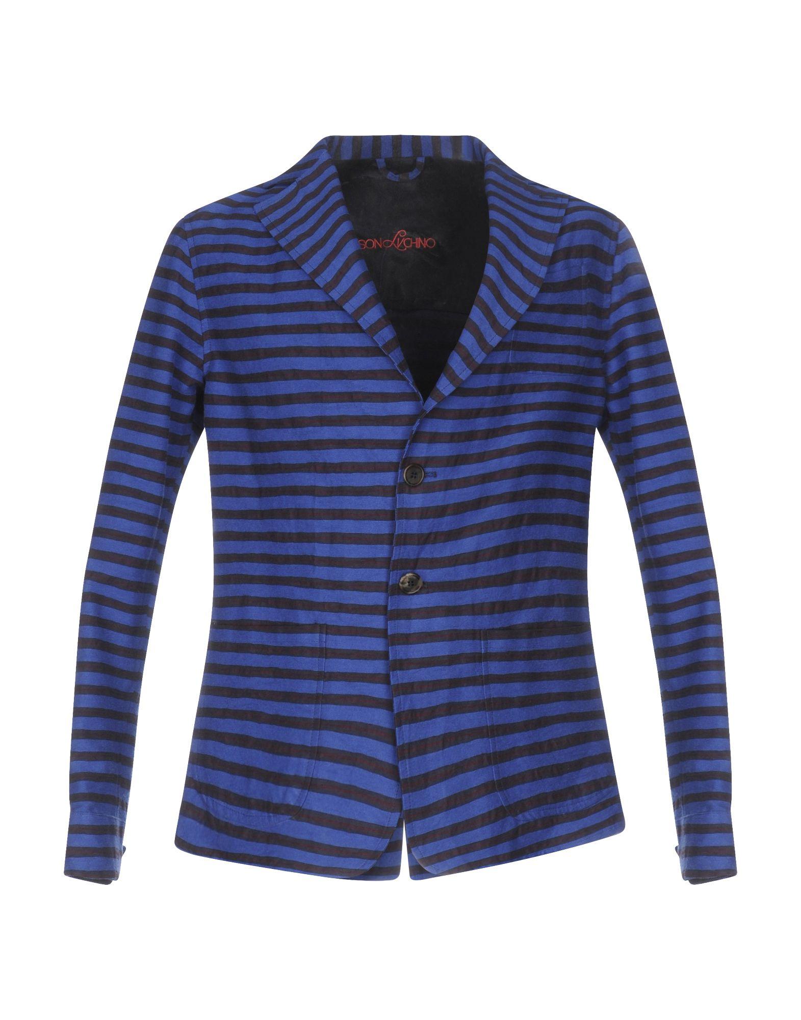 MAISON LVCHINO Blazer in Blue