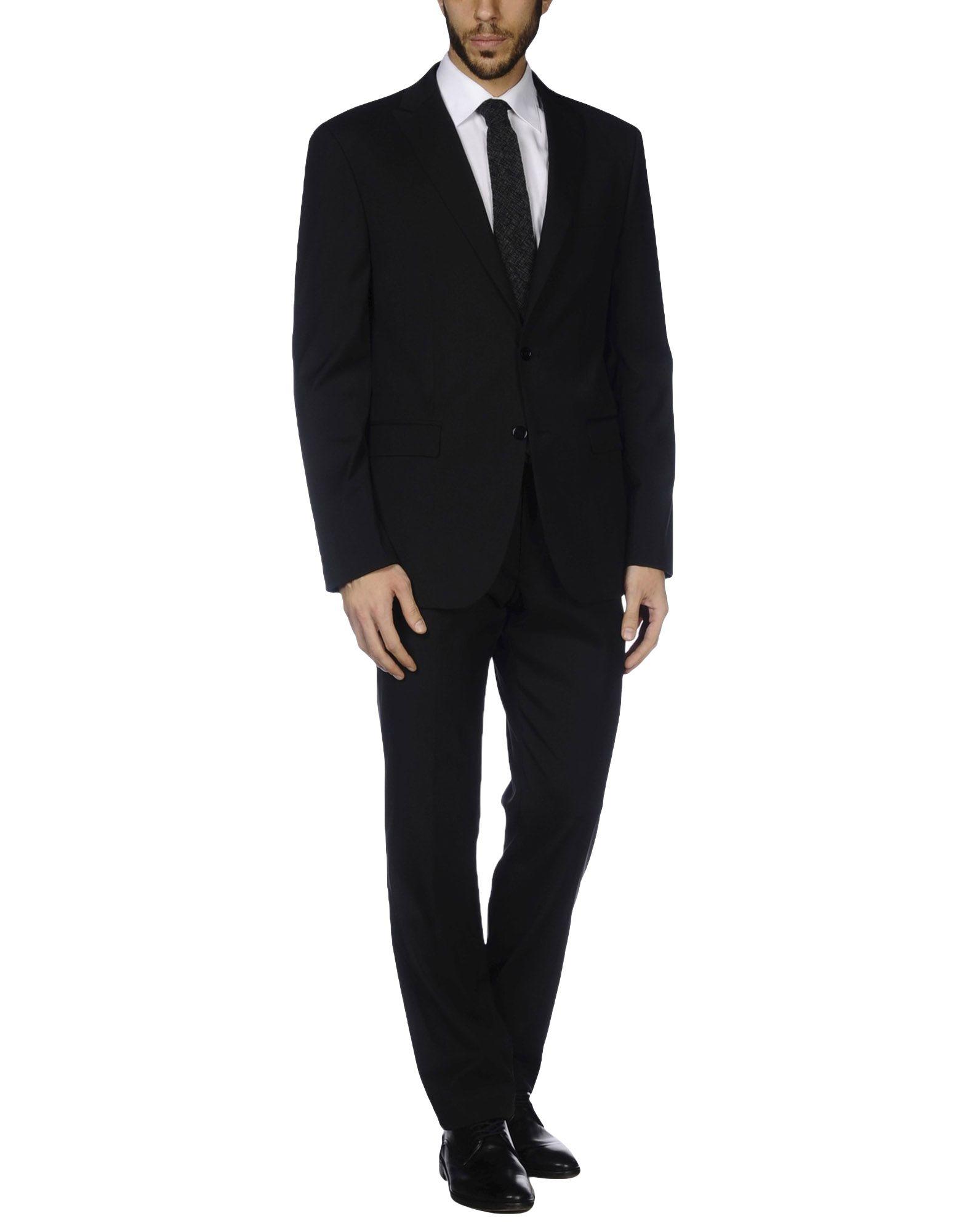 メンズ RDG スーツ ブラック
