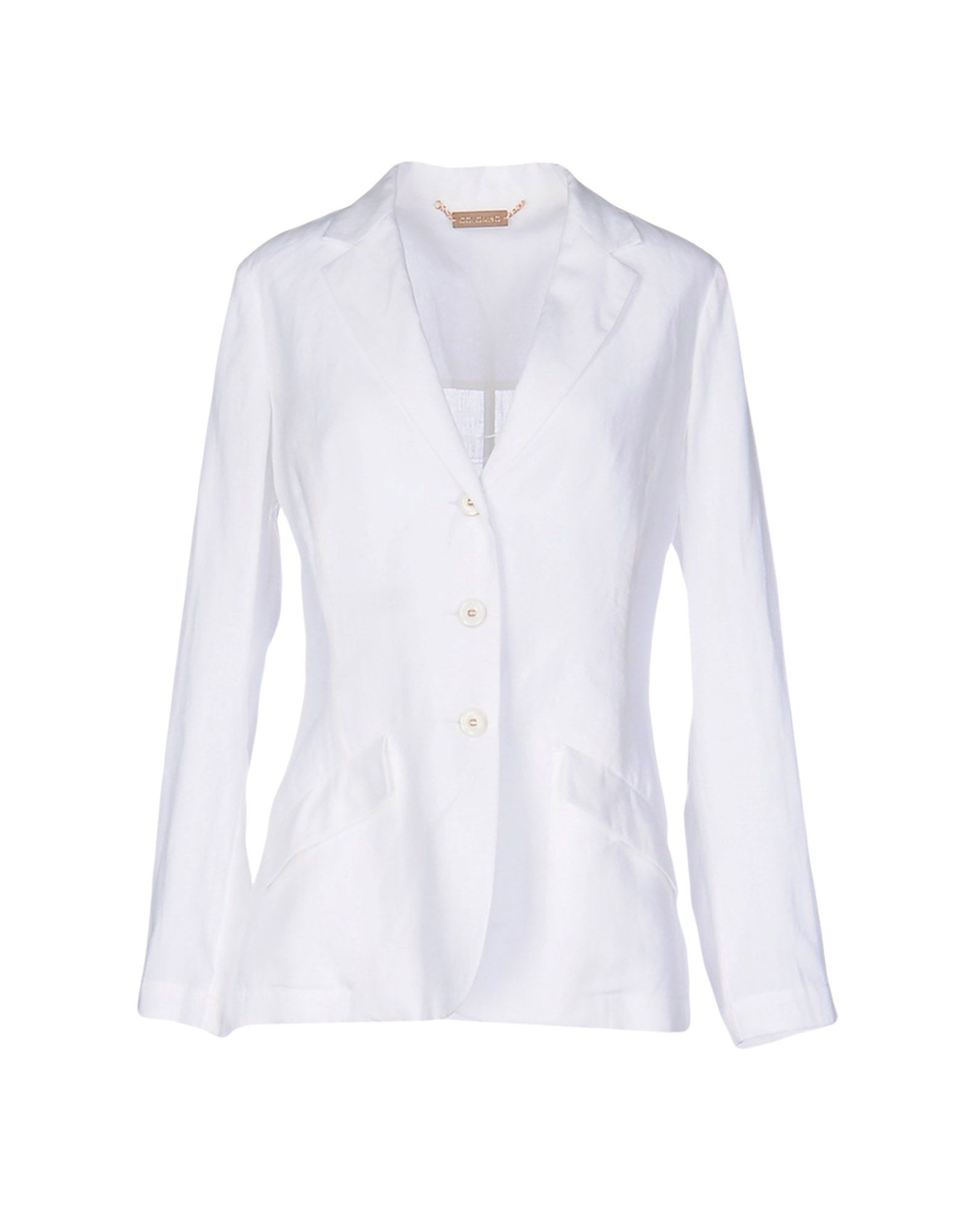 COLOMBO Blazer in White