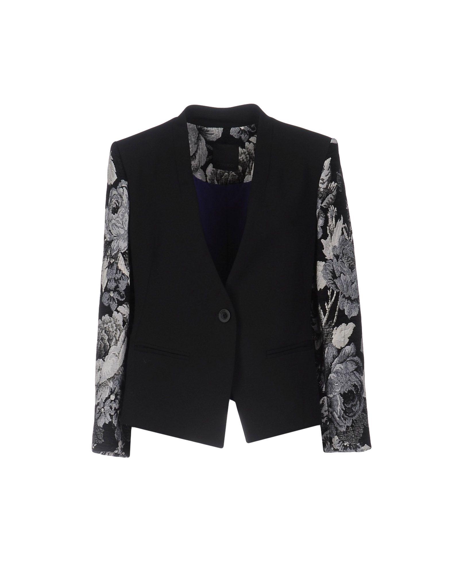 PINKO BLACK Пиджак пиджаки pinko пиджак