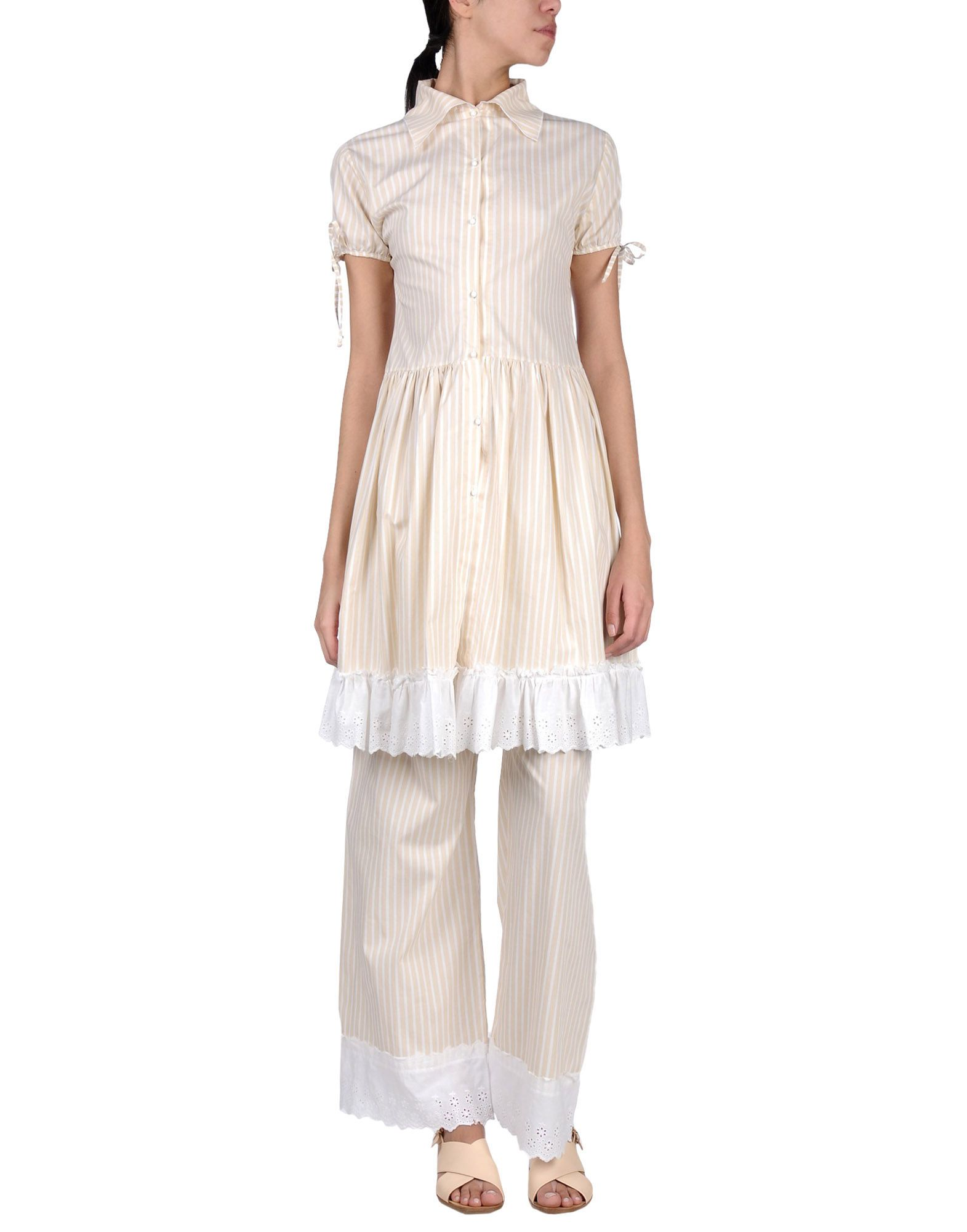 LOLA PARKER Комплект lola parker короткое платье