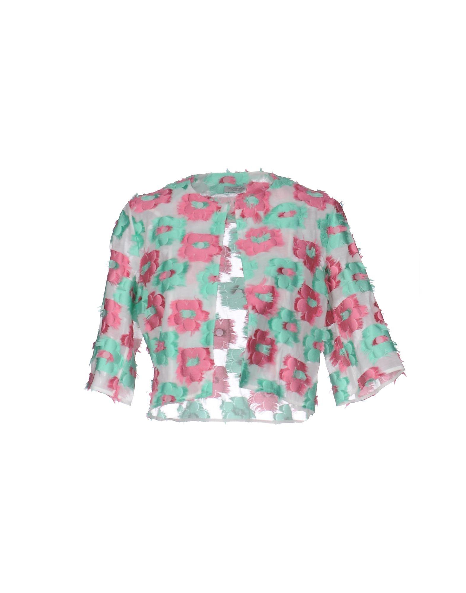 LE RAGAZZE DI ST. BARTH Damen Jackett Farbe Fuchsia Größe 6