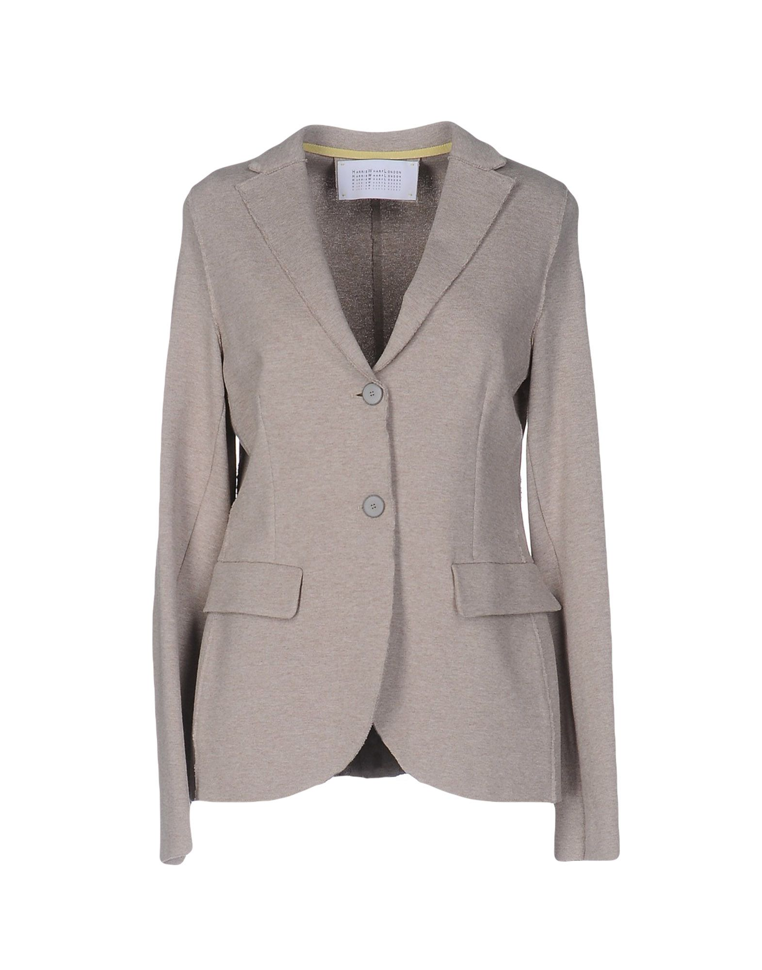 HARRIS WHARF LONDON Damen Jackett Farbe Beige Größe 5