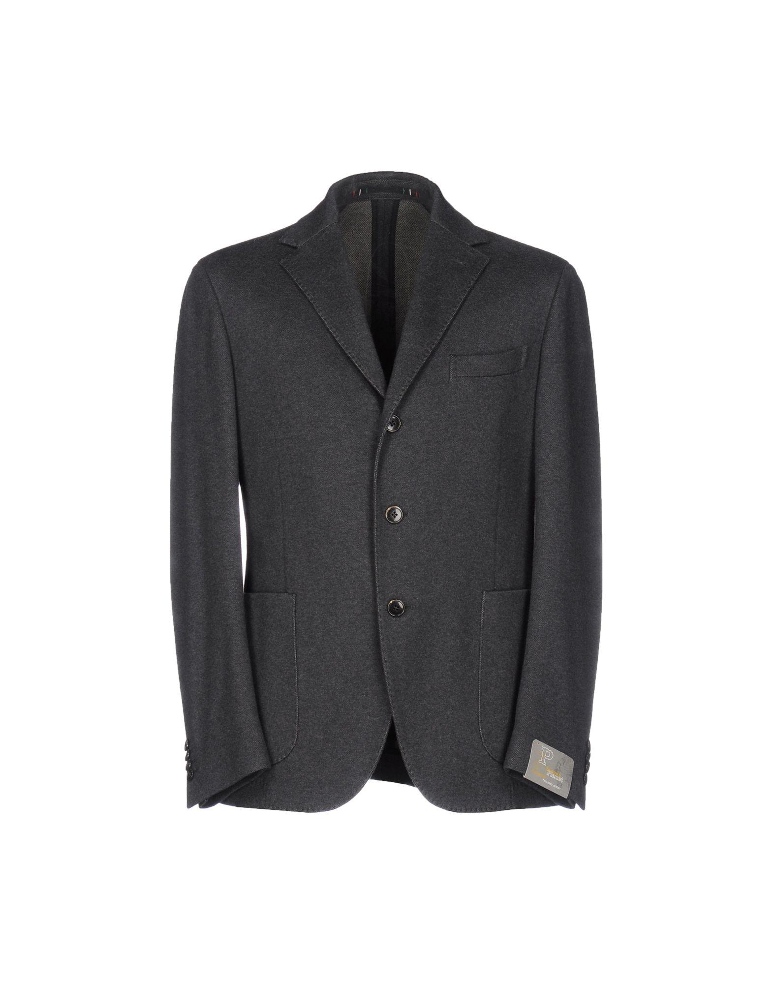 CANTARELLI JERSEY PLANET Herren Jackett Farbe Grau Größe 5 jetztbilligerkaufen