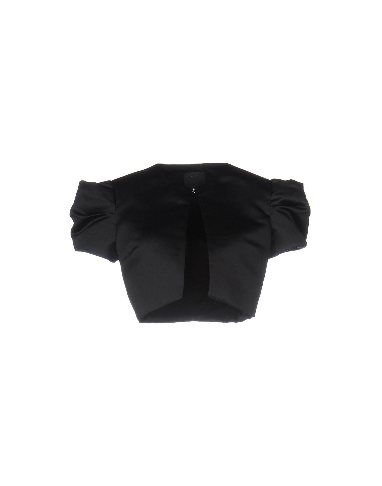PINKO BLACK Damen Jackett Farbe Schwarz Größe 5