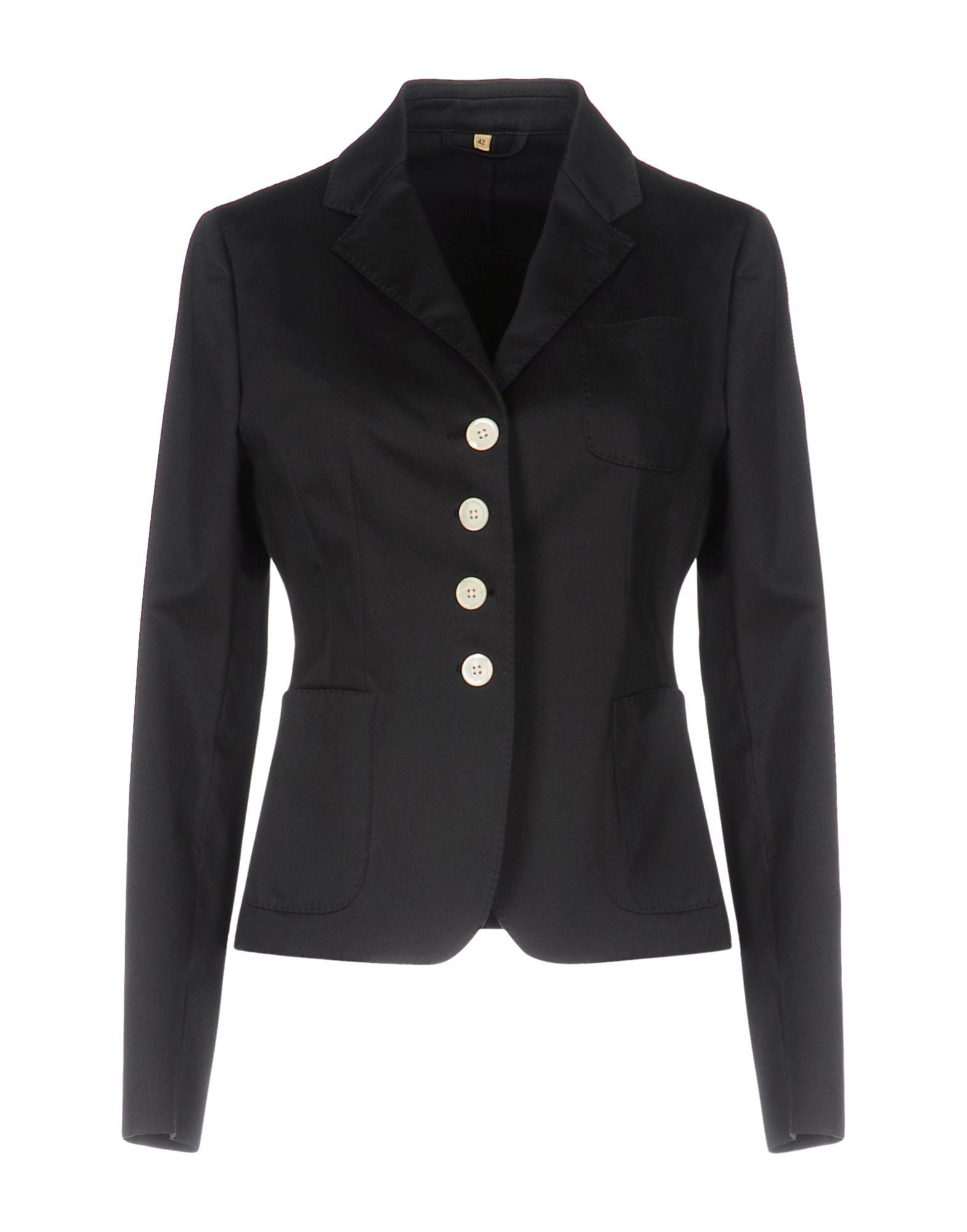 FAY Damen Jackett Farbe Schwarz Größe 4