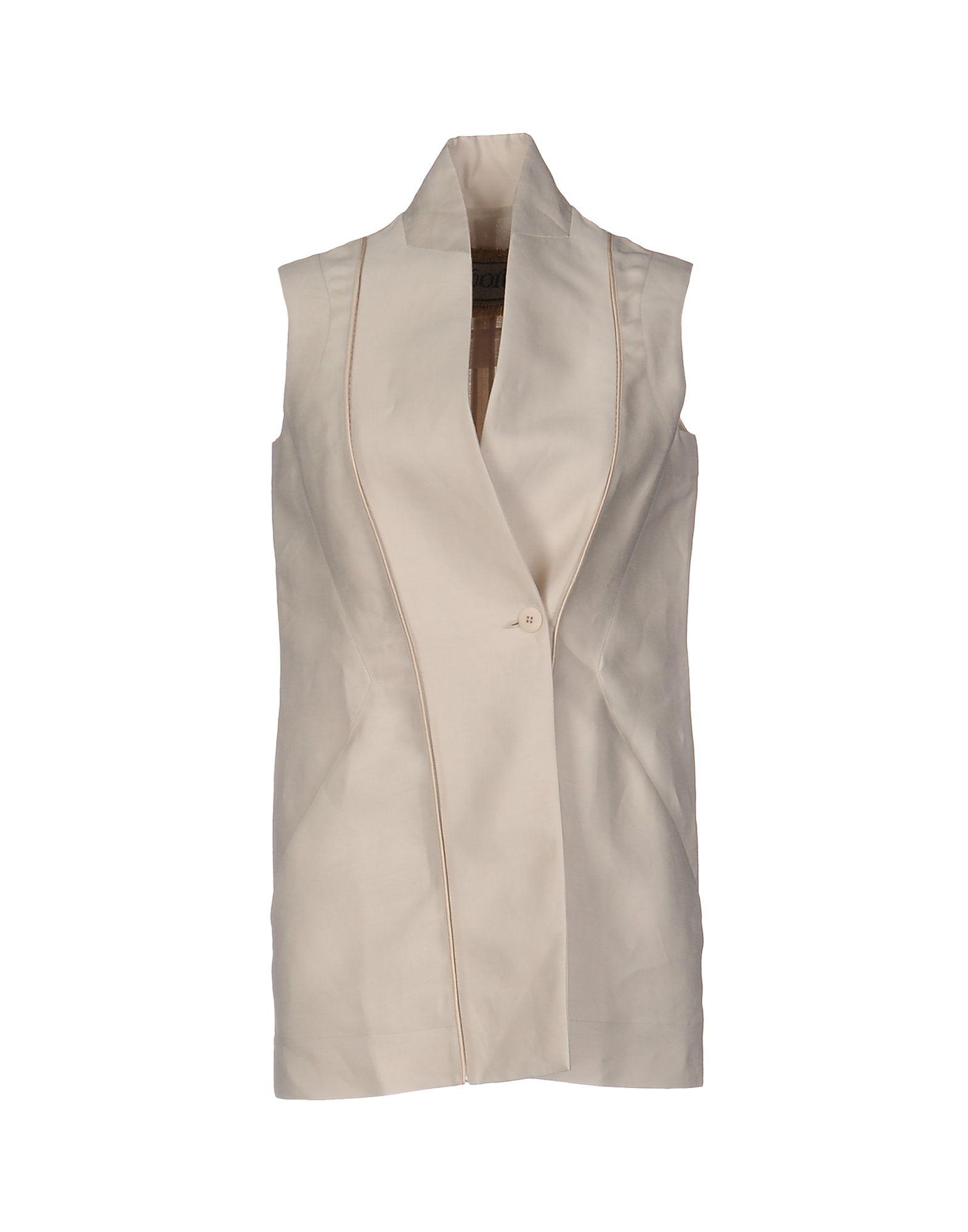 GENTRYPORTOFINO Damen Jackett Farbe Beige Größe 3 jetztbilligerkaufen