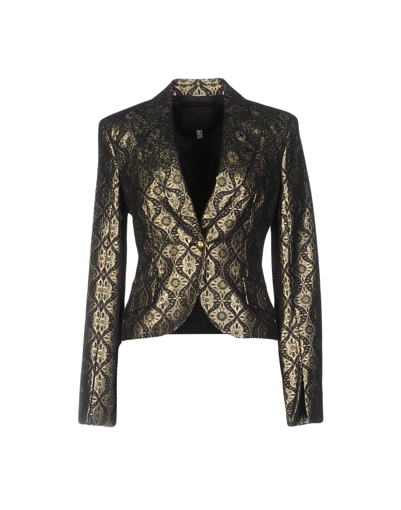 RICHMOND X Blazer in Black