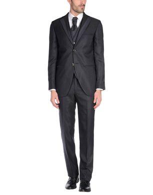 MAESTRAMI Cerimonia Herren Anzug Farbe Schwarz Größe 3 Sale Angebote Drieschnitz-Kahsel