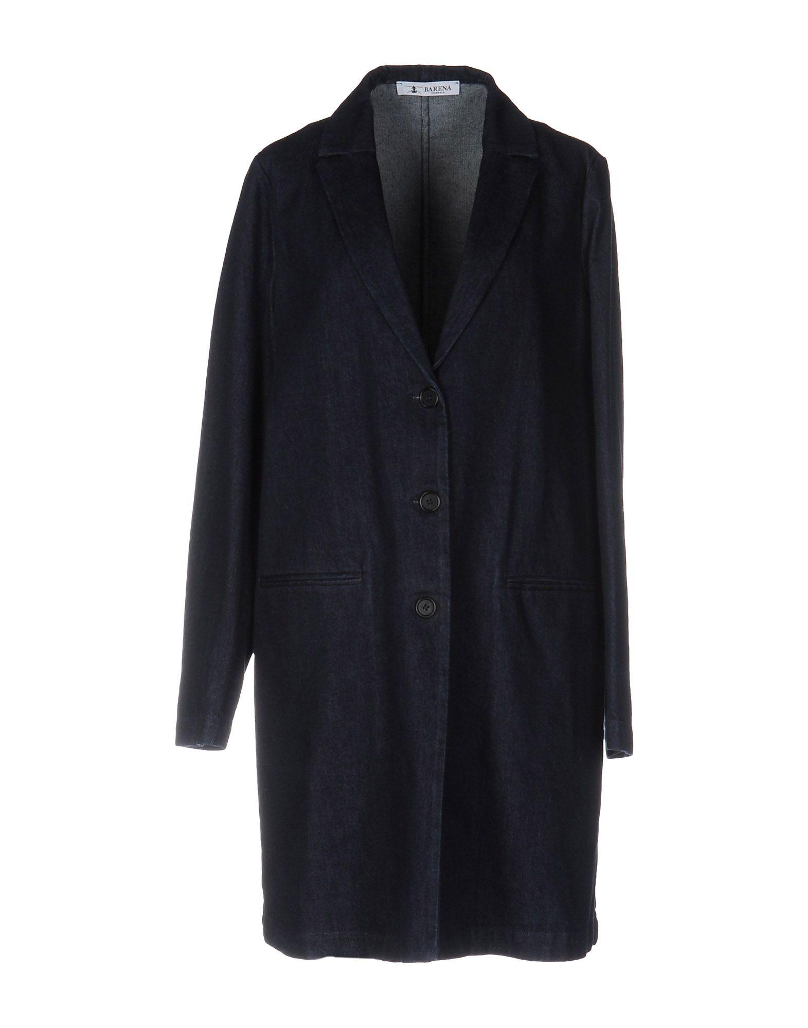 BARENA Джинсовая верхняя одежда брендовая одежда