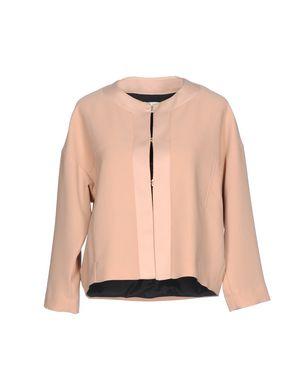 ATOS LOMBARDINI Damen Jackett Farbe Sand Größe 5 Sale Angebote