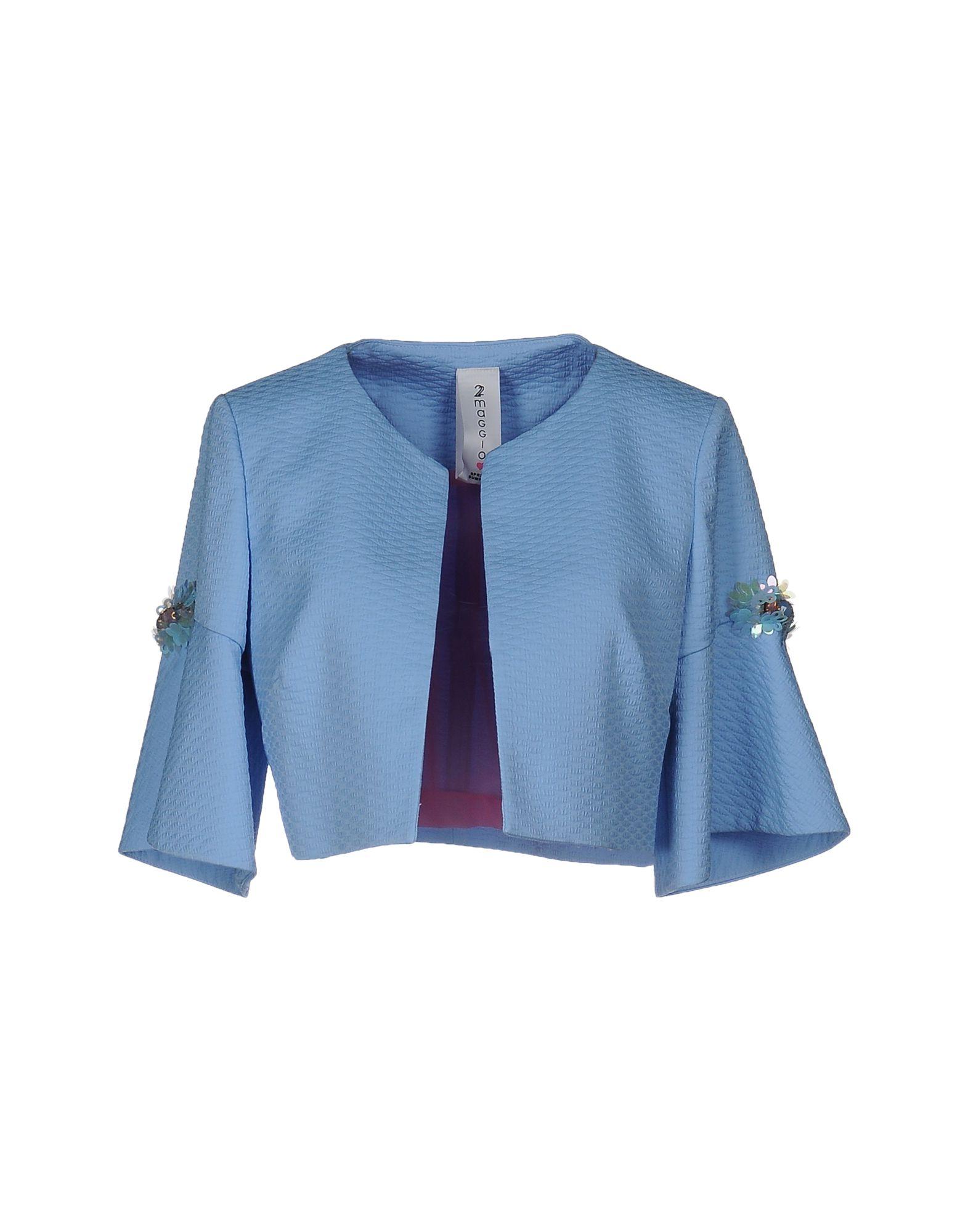 22 MAGGIO by MARIA GRAZIA SEVERI Пиджак куртка 22 maggio