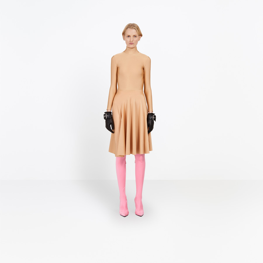 BALENCIAGA Ice Skater Dress Dress D g